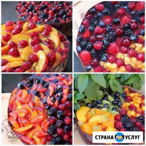 Тирольские торты и пирожное, канноли, чизкейк на з Ростов-на-Дону