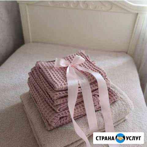 Пошив постельного,штор,тюль,полотенца Новороссийск