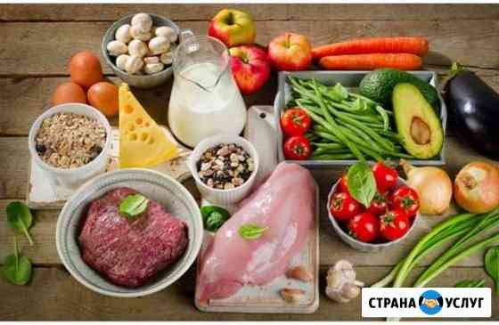 Доставка продуктов с фудсити Москва