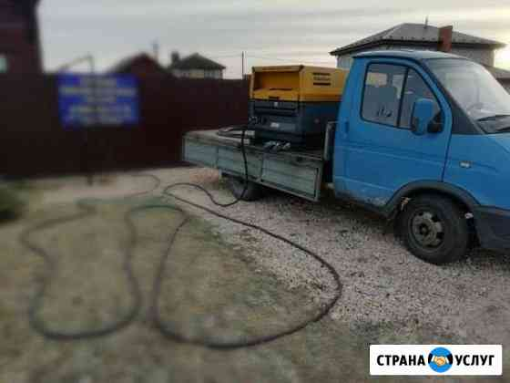 Компрессор с отбойными молотками Нижний Новгород