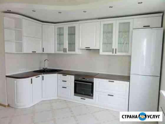Кухня, шкаф-купе, гостиная и любая корпусная мебел Кумертау