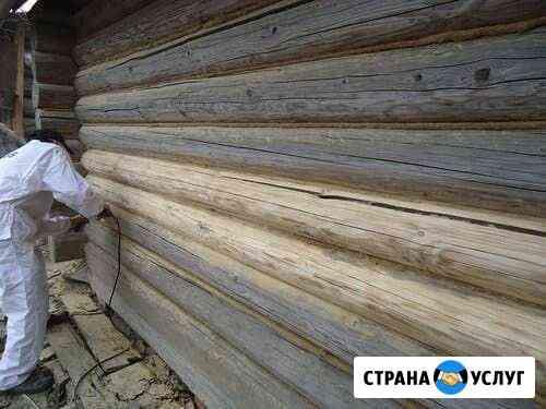 Шлифование дерева Петрозаводск