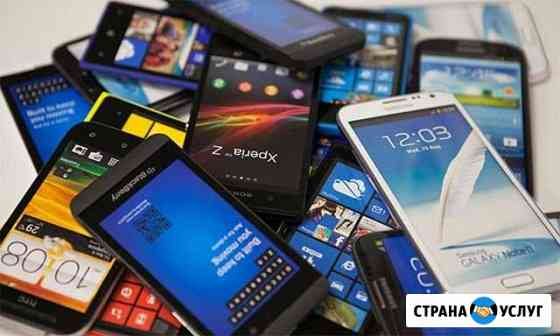Разблокировка смартфонов Майский