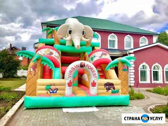 Батут в Аренду Казань