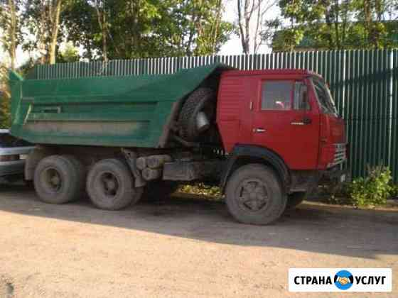 Камаз 55112 самосвал Тамбов