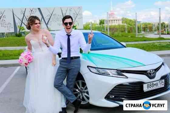 Новенькие свадебные авто в кортеж и украшения Волгоград