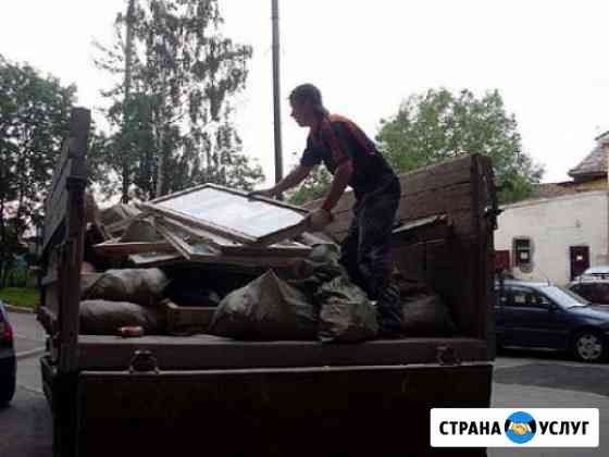 Вывозим мусор после ремонта, демонтажа Кемерово