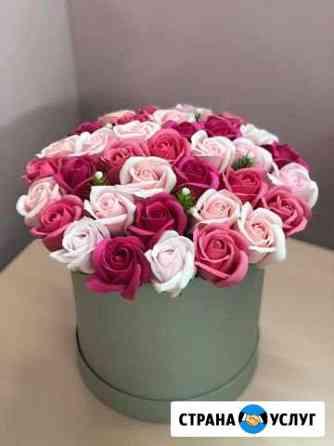Мыльные розы Казань