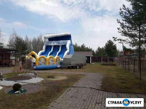 Аренда Батутов Дзержинск