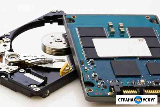 Восстановление информации с цифровых носителей Чебоксары