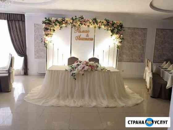 Свадебное оформление Анапа