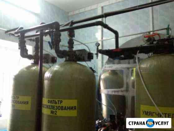 Водоподготовка Казань
