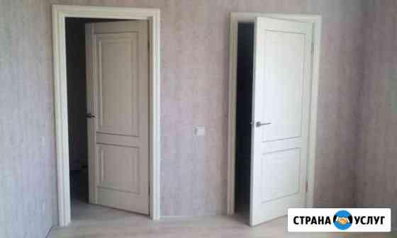 Установка дверей Смоленск