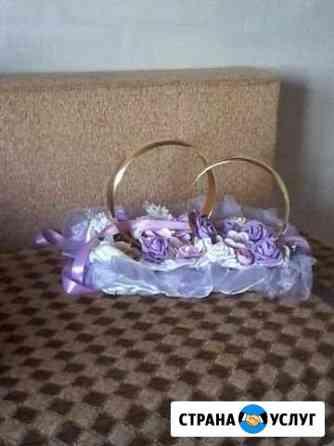 Украшение свадебного кортежа Людиново