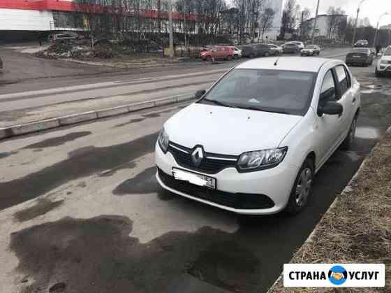 Аренда автомобилей/Яндекс.Такси/Такси Везёт Мурманск