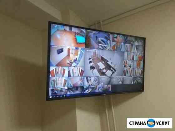 Установка Видеонаблюдения (Частный мастер) Жуковский