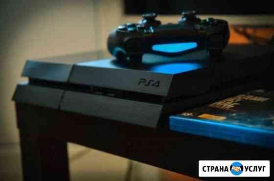 Аренда Sony PS4 Брянск