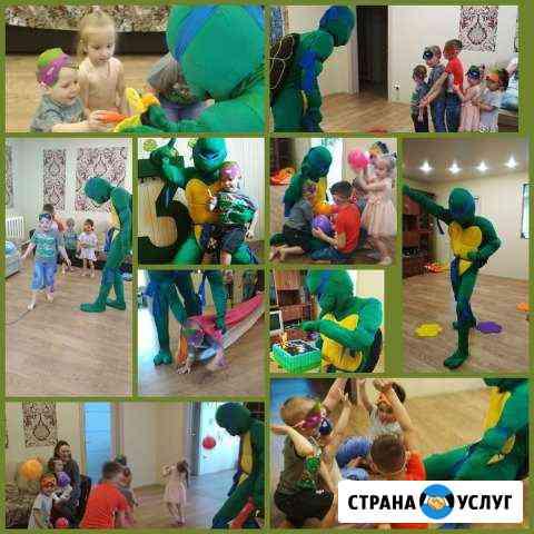 Детский аниматор на день рождение в Красноярске Красноярск