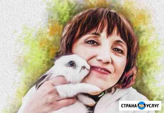 Портреты по фотографии на заказ Оренбург