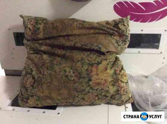 Высококачественная чистка подушек Казань