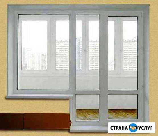 Окна и балконы под ключ, без посредников Иваново
