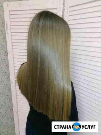 Ботокс для волос(восстановление), нанопластика вол Муром