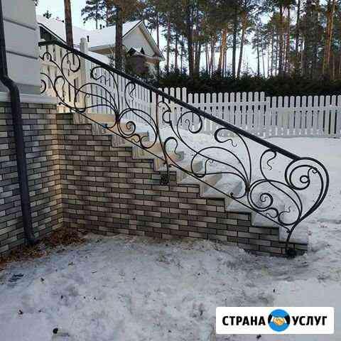Художественная ковка изготовление на заказ, Кузнец Красноярск