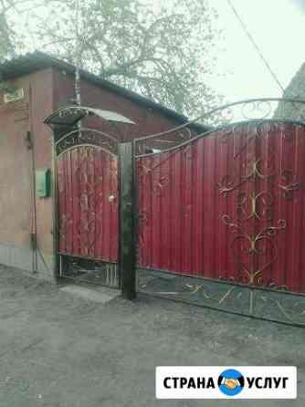 Двери.Ворота Калитки.и.т.д Прокопьевск