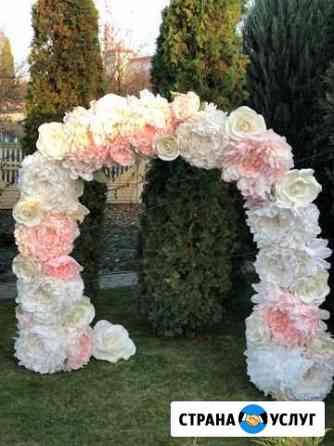 Продажа Арки из декор цветов (фотосессии, свадьбы) Белгород