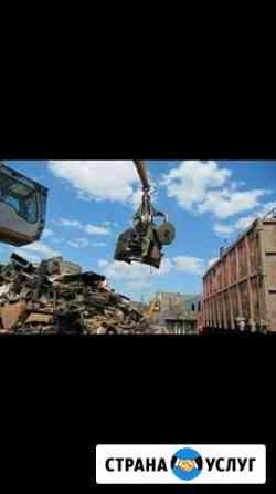 Вывоз металлолома демонтаж Липецк