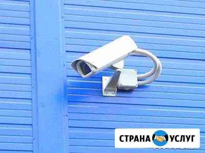 Системы охранного телевидиния Уфа