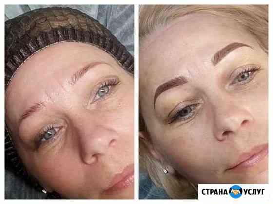 Перманентный макияж Томск