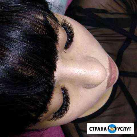 Наращивание ресниц Ульяновск