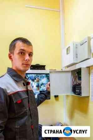 Монтаж пожарной сигнализации Люберцы