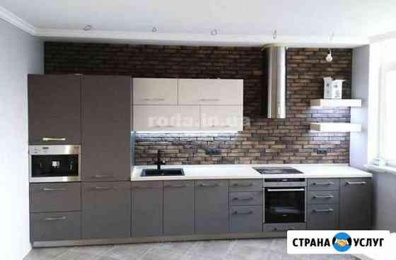 Замена столешниц,фасадов,корпусная мебель Санкт-Петербург