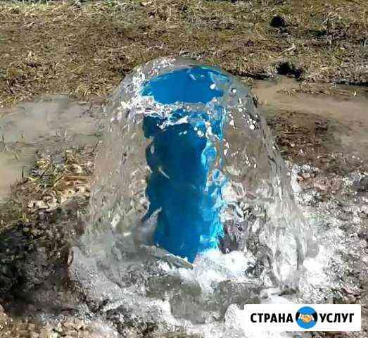 Бурение скважин на воду Благовещенск