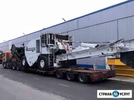 Без посредников Негабаритная перевозка Мурманск