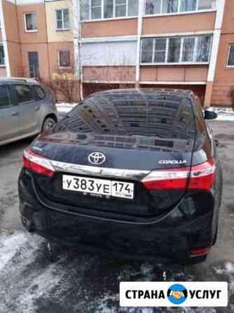 Реклама на своём авто Челябинск