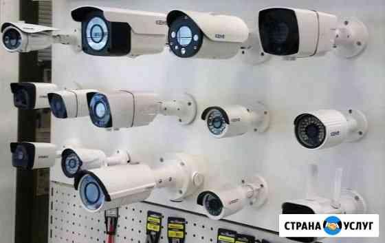 Видеонаблюдение Унеча