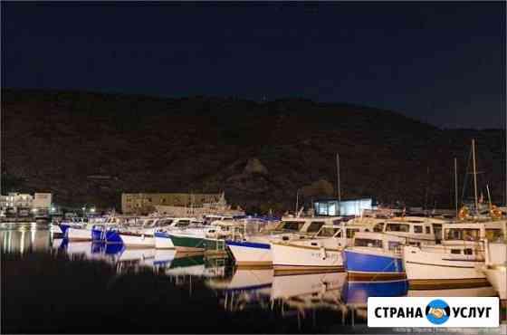 Морские прогулки, рыбалка, отдых Севастополь