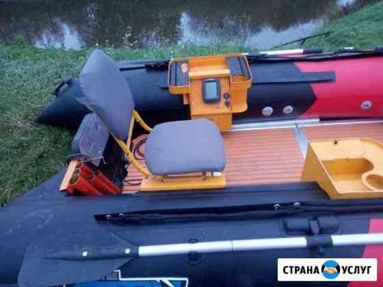 Ремонт пвх лодок Кострома