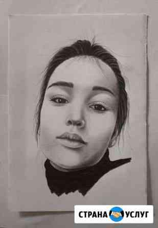 Портреты на заказ Махачкала