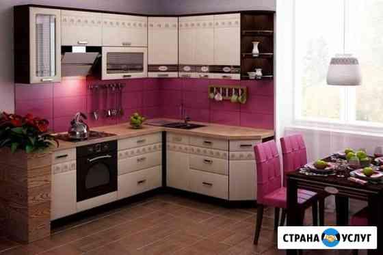 Мебель на заказ. Кухня Барнаул