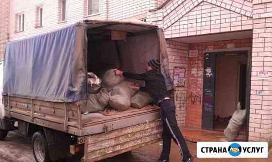 Вывоз мусора Череповец