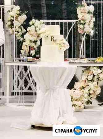 Свадебный торт Казань
