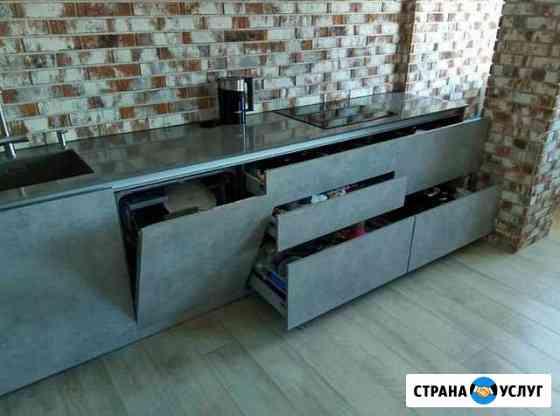 Изготовление и сборка мебели Благовещенск