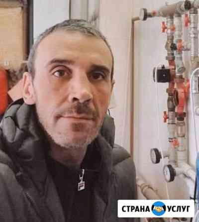 Мастер: котлы колонки насосы агв сплиты: ремонт Яблоновский