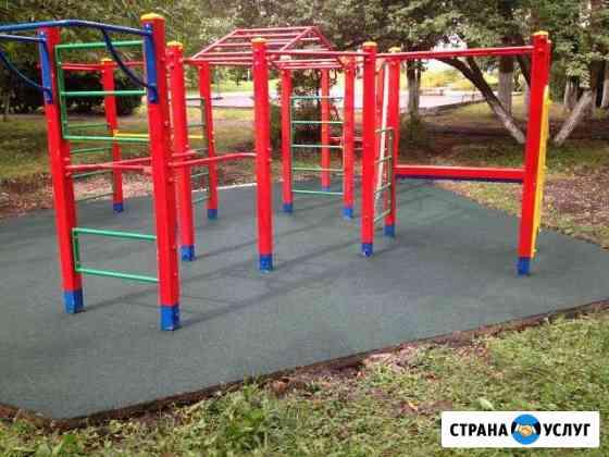 Покрытие для детских площадок Ставрополь