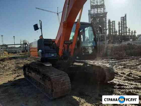Услуги Спец техники Комсомольск-на-Амуре