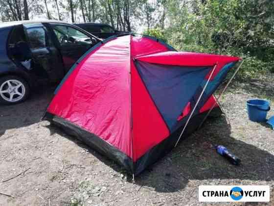 Аренда, прокат палаток Нижнекамск
